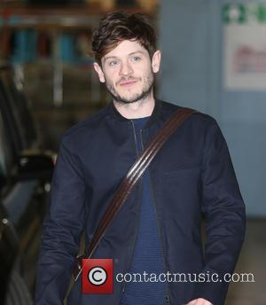 Iwan Rheon - Iwan Rheon outside ITV Studios - London, United Kingdom - Monday 13th April 2015