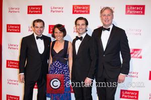 John Josephson, Alina Cho and Mark Steib - 29th Annual Literacy Partners Evening Of Readings And Gala Dinner Dance at...