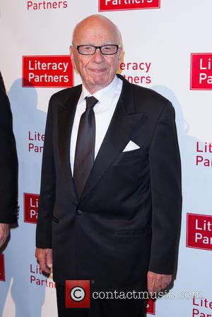Rupert Murdoch - 29th Annual Literacy Partners Evening Of Readings And Gala Dinner Dance at Cipriani 42nd Street - New...