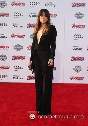 Chloe Bennet - Shots of a host of stars as they attended the premiere of Marvel's
