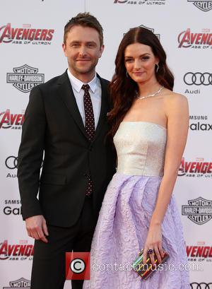 Chris Hardwick and Lydia Hearst - Shots of a host of stars as they attended the premiere of Marvel's