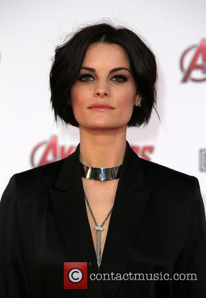 Jaimie Alexander - Shots of a host of stars as they attended the premiere of Marvel's