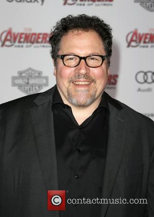 Jon Favreau - Shots of a host of stars as they attended the premiere of Marvel's