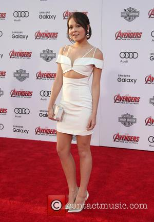 Kelli Berglund. - Shots of a host of stars as they attended the premiere of Marvel's