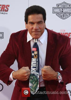 Lou Ferrigno - Shots of a host of stars as they attended the premiere of Marvel's