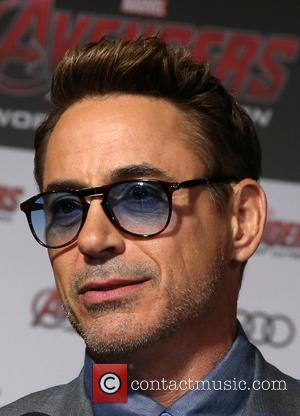 Robert Downey Jr. - Shots of a host of stars as they attended the premiere of Marvel's