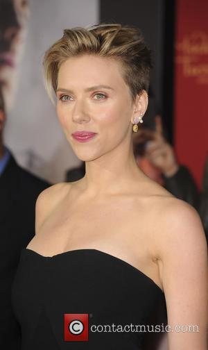 Scarlett Johansson - Shots of a host of stars as they attended the premiere of Marvel's