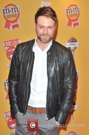 Brian McFadden - M&M characters election launch party held at M&M Leicester Square. - London, United Kingdom - Tuesday 14th...