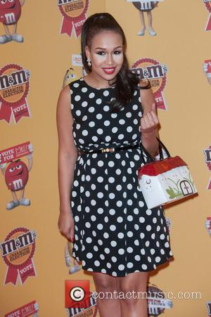 Rebecca Ferguson - M&M characters election launch party held at M&M Leicester Square. - London, United Kingdom - Tuesday 14th...