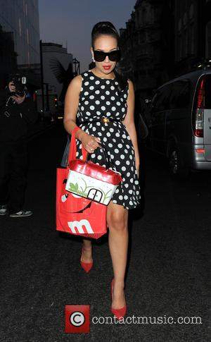 Rebecca Ferguson - Celebrities attend M&M's Character Election at M&M's World in Leicester Square - London, United Kingdom - Tuesday...