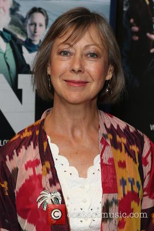 Jenny Agutter - A host of stars were snapped as they attended the premiere of Tin at the Empire cinema...