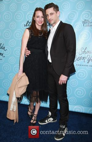 Amy Acker and James Carpinello