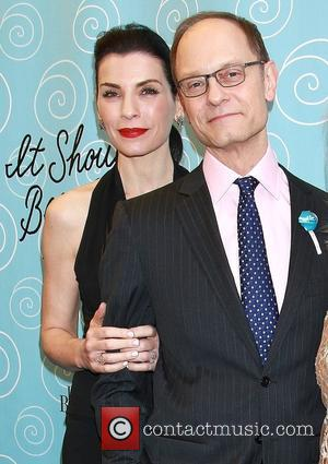 Julianna Margulies and David Hyde Pierce - Photographs of a variety of stars as they arrived to the Opening night...