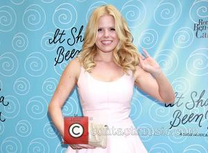 Megan Hilty - Photographs of a variety of stars as they arrived to the Opening night of Broadway's musical comedy...