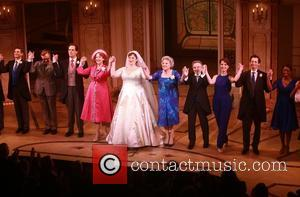 David Burtka, Edward Hibbert, Michael X. Martin, Harriet Harris, Lisa Howard, Tyne Daly, Chip Zien, Sierra Boggess, Josh Grisetti and Montego Glover