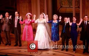 Edward Hibbert, Michael X. Martin, Harriet Harris, Lisa Howard, Tyne Daly, Chip Zien, Sierra Boggess, Josh Grisetti and Montego Glover