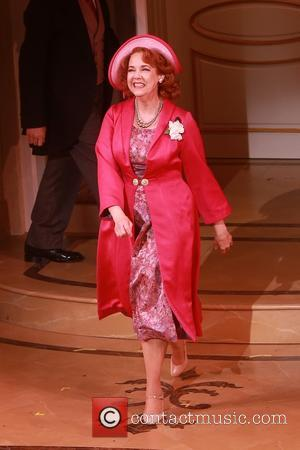 Harriet Harris - Opening night of 'It Shoulda Been You' at the Brooks Atkinson Theatre - Curtain Call at Brooks...