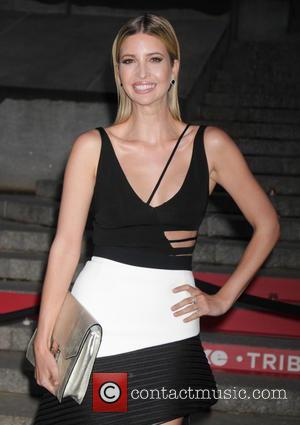 Ivanka Trump - A variety of stars were photographed as they arrived at the 2015 Tribeca Film Festival which was...
