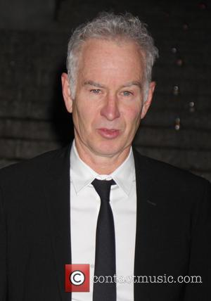 John Mcenroe - A variety of stars were photographed as they arrived at the 2015 Tribeca Film Festival which was...