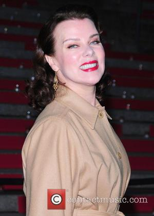 Debi Mazar - 2015 Tribeca Film Festival - Vanity Fair Party - Outside Arrivals at Tribeca Film Festival - New...