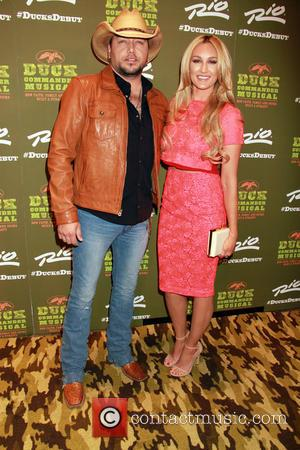 Jason Aldean and Brittany Kerr Aldean