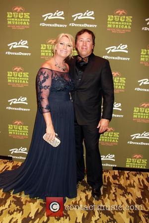 Lisa Robertson and Alan Robertson