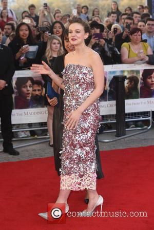 Carey Mulligan - Far From the Madding Crowd - UK film premiere held at the BFI Southbank, Arrivals. - London,...