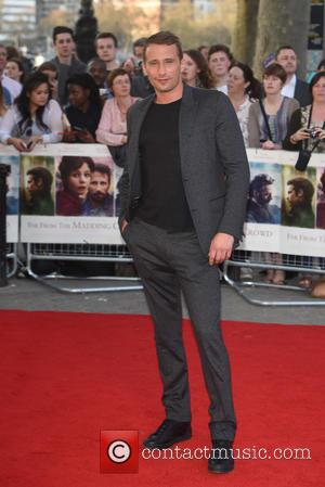Matthias Schoenaerts - Far From the Madding Crowd - UK film premiere held at the BFI Southbank, Arrivals. - London,...