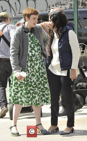 Lena Dunham and Jenni Konner