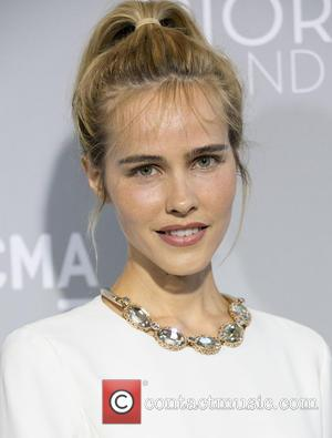 Isabel Lucas - Los Angeles premiere of The Orchard's 'Dior and I' - Arrivals at LACMA - Los Angeles, California,...