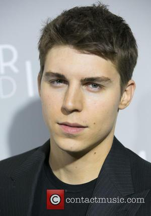 Nolan Gerard Funk - Los Angeles premiere of The Orchard's 'Dior and I' - Arrivals at LACMA - Los Angeles,...