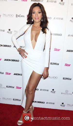 Farrah Abraham - A variety of celebrities were snapped on arrival as they attended the Star Hollywood Rocks presents Jason...