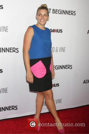 Busy Philipps - Los Angeles premiere of 'Adult Beginners' at the ArcLight Hollywood at ArcLight Theater Hollywood - Los Angeles,...