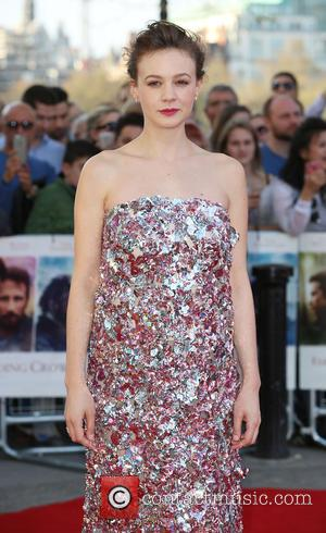 Carey Mulligan - far from the madding crowd premiere - London, United Kingdom - Wednesday 15th April 2015