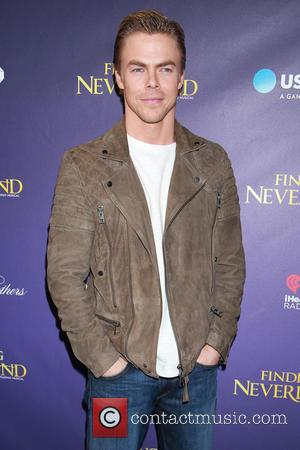 Derek Hough - Shots of a variety of stars as they attended the Opening Night of Broadway's 'Finding Neverland' which...