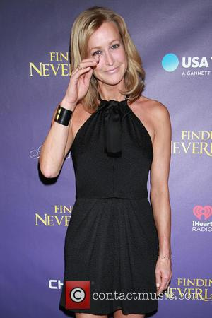 Lara Spencer - Shots of a variety of stars as they attended the Opening Night of Broadway's 'Finding Neverland' which...