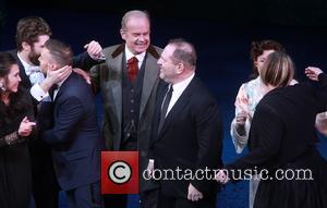 Diane Paulus, Matthew Morrison, Gary Barlow, Kelsey Grammer and Harvey Weinstein