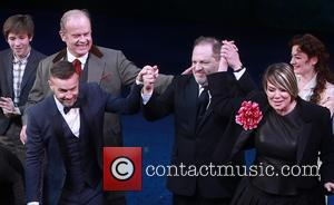 Kelsey Grammer, Gary Barlow, Harvey Weinstein, Mia Michaels and Laura Michelle Kelly