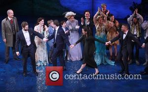 Kelsey Grammer, Matthew Morrison, James Graham, Diane Paulus and Gary Barlow