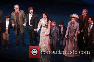 Kelsey Grammer, Matthew Morrison, Laura Michelle Kelly and Teal Wicks