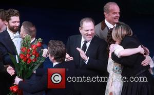 Matthew Morrison, Gary Barlow, Kelsey Grammer and Harvey Weinstein