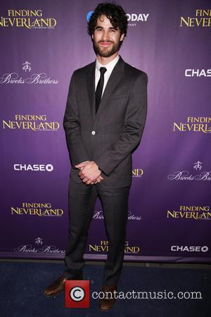 Darren Criss - Opening Night after party of Broadway's Finding Neverland, sponsored by Brooks Brothers, Chase, iHeartMedia and USA TODAY,...
