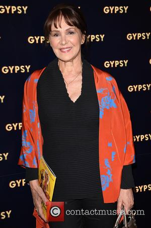Arlene Phillips - 'Gypsy' Press Night at the Savoy Theatre at Savoy Theatre - London, United Kingdom - Wednesday 15th...