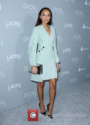 Ashley Madekwe - Los Angeles premiere of The Orchard's 'DIOR & I' held at LACMA at LACMA - Los Angeles,...