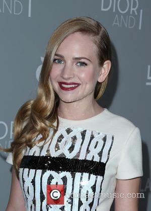 Britt Robertson - Los Angeles premiere of The Orchard's 'DIOR & I' held at LACMA at LACMA - Los Angeles,...