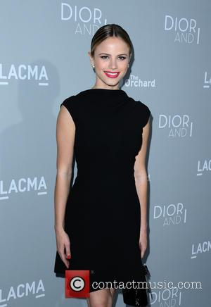 Halston Sage - Los Angeles premiere of The Orchard's 'DIOR & I' held at LACMA at LACMA - Los Angeles,...