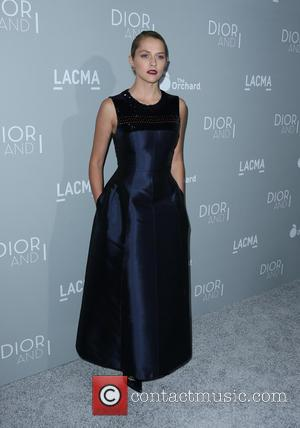 Teresa Palmer - Los Angeles premiere of The Orchard's 'DIOR & I' held at LACMA at LACMA - Los Angeles,...