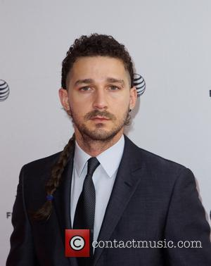 Watch Shia LaBeouf Give An Insanely Intense Motivational Speech For His #Introductions Project