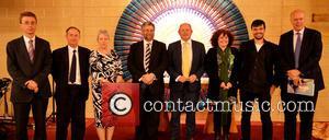 Atmosphere, The Rt Hon Chris Grayling, Sheila Carlson, Stephen Gee, Robert Leach, Susan Mcgrath, Lionel Blackman and Gareth Harfoot