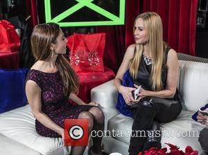 Oksana Grigorieva and Christina Fulton